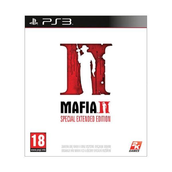 Mafia 2 CZ (Special Extended Edition) [PS3] - BAZÁR (použitý tovar)