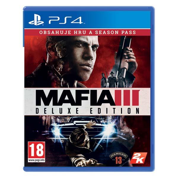 Mafia 3 CZ (Deluxe Edition) PS4