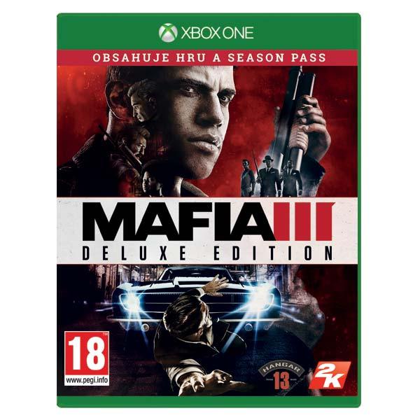 Mafia 3 CZ (Deluxe Edition) XBOX ONE