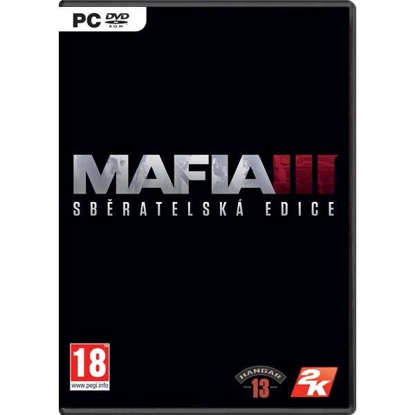 Mafia 3 CZ (Zberateľská edícia)