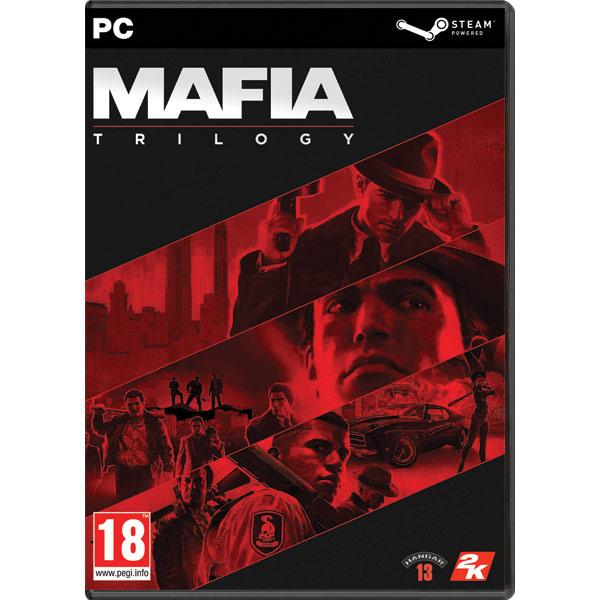 Mafia Trilogy CZ PC