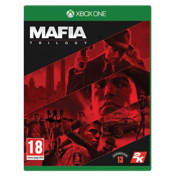 Mafia Trilogy CZ XBOX ONE