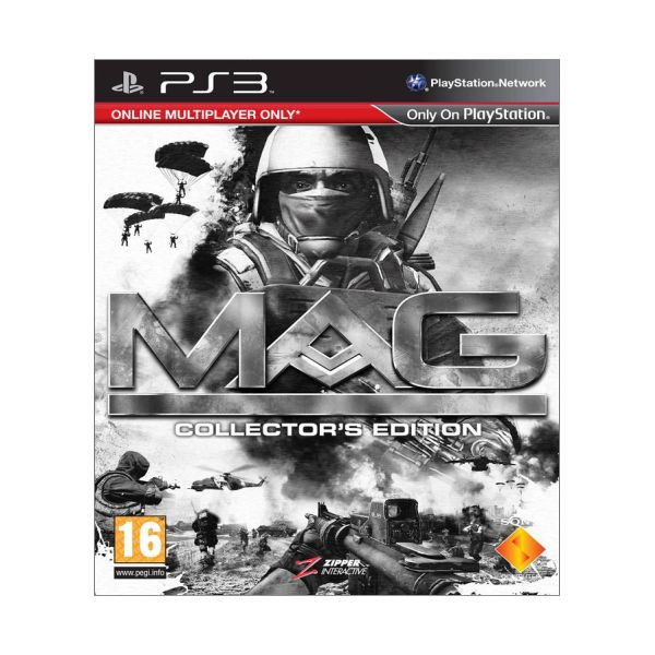 MAG (Collector's Edition)
