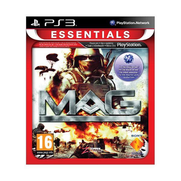 MAG [PS3] - BAZÁR (použitý tovar)