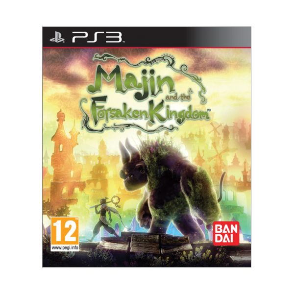 Majin and the Forsaken Kingdom [PS3] - BAZÁR (použitý tovar)