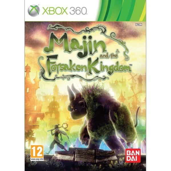 Majin and the Forsaken Kingdom [XBOX 360] - BAZÁR (použitý tovar)