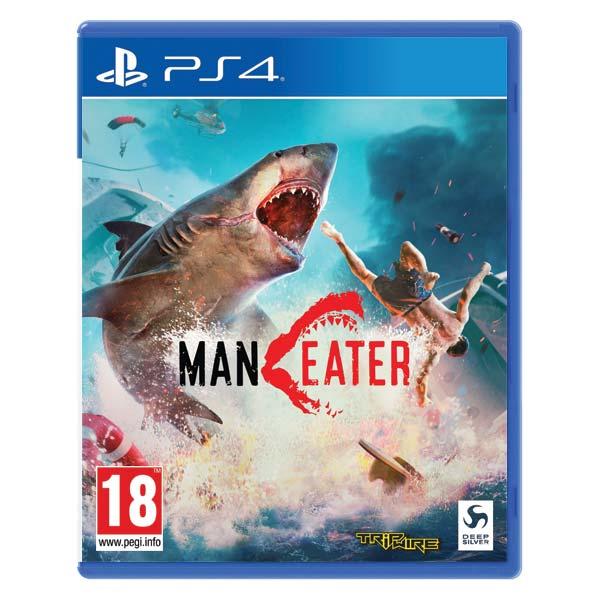 Maneater [PS4] - BAZÁR (použitý tovar)