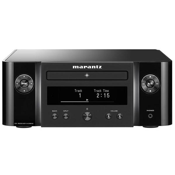 Marantz Melody X Media M-CR612, CD prehrávač, black MCR612/N1B