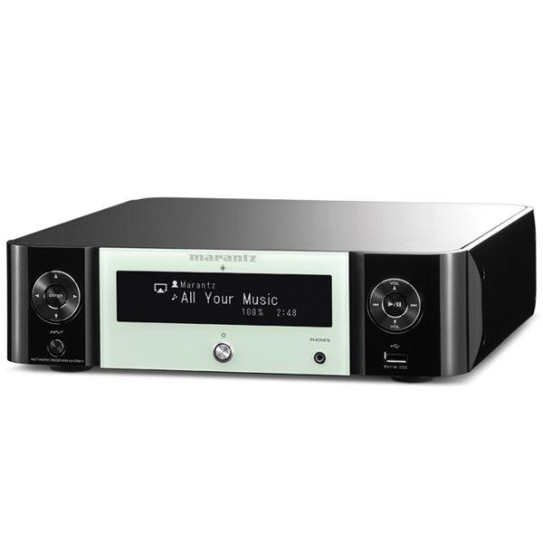 Marantz Melody Stream M-CR511, sieťový prehrávač hudby, Green