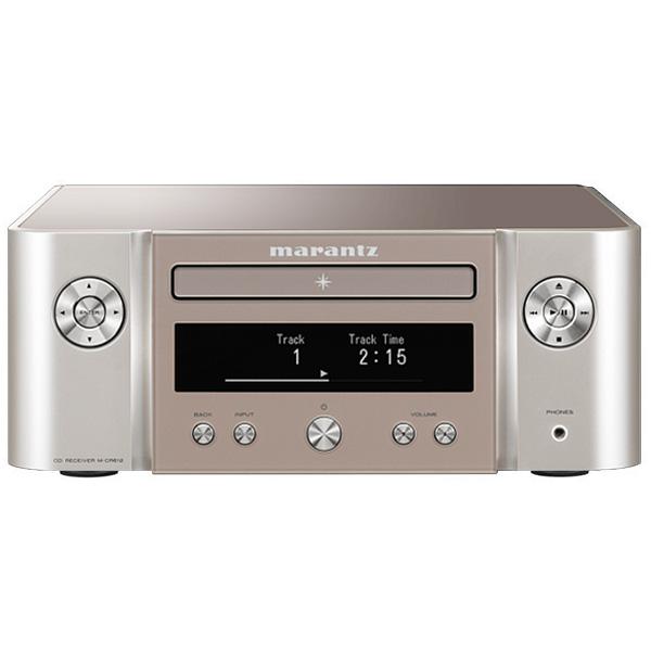 Marantz Melody X Media M-CR612, CD prehrávač, silver-gold MCR612/N1SG