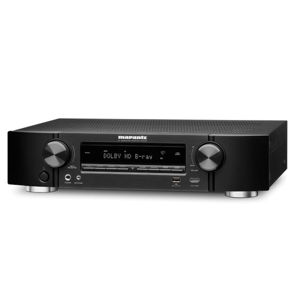 Marantz NR1605 - 7 Channel AV Receiver, Black
