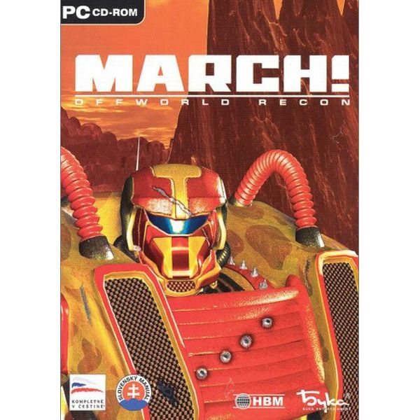 March! Off World Recon