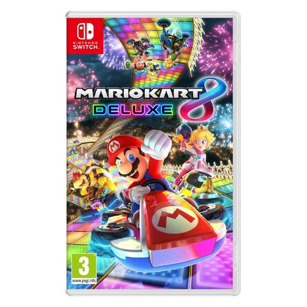 Mario Kart 8 Deluxe [NSW] - BAZÁR (použitý tovar)