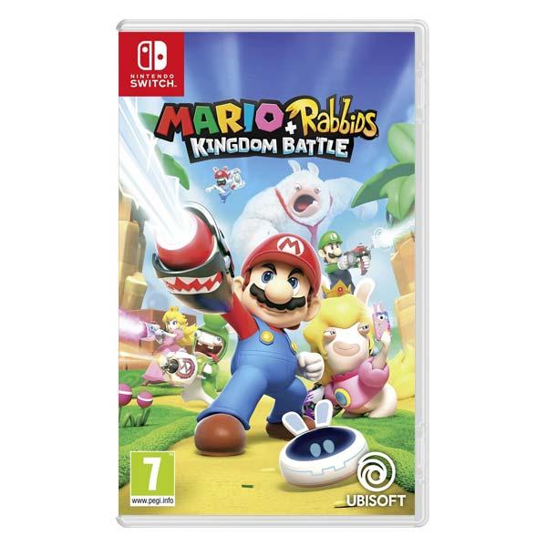 Mario + Rabbids: Kingdom Battle [NSW] - BAZÁR (použitý tovar)