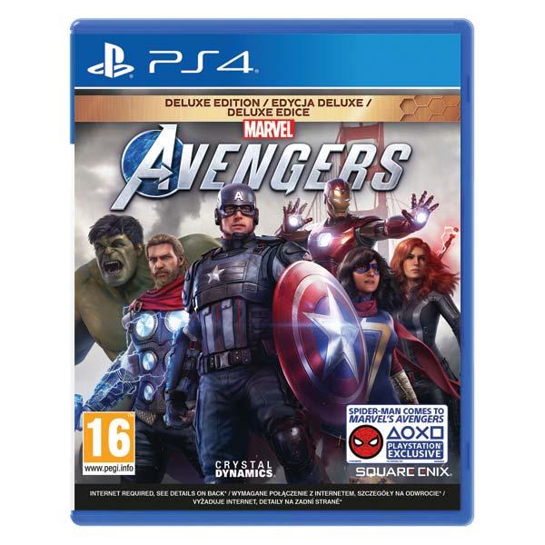 Marvel's Avengers CZ (Deluxe Edition)