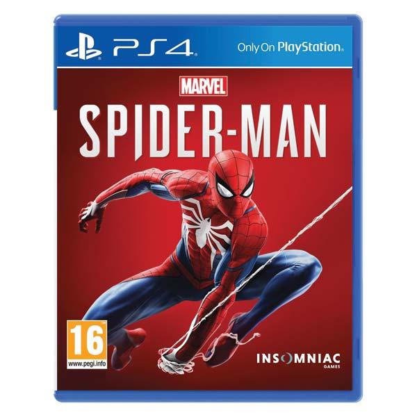 Marvel's Spider-Man CZ [PS4] - BAZÁR (použitý tovar)