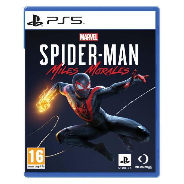 Marvel's Spider-Man: Miles Morales CZ [PS5] - BAZÁR (použitý tovar)