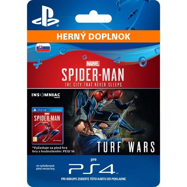 Marvel's Spider-Man (SK Turf Wars)