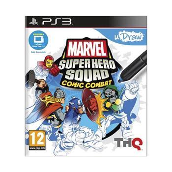 Marvel Super Hero Squad: Comic Combat [PS3] - BAZÁR (použitý tovar)