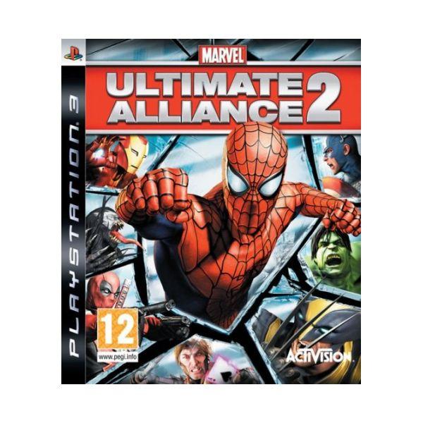 Marvel: Ultimate Alliance 2 PS3