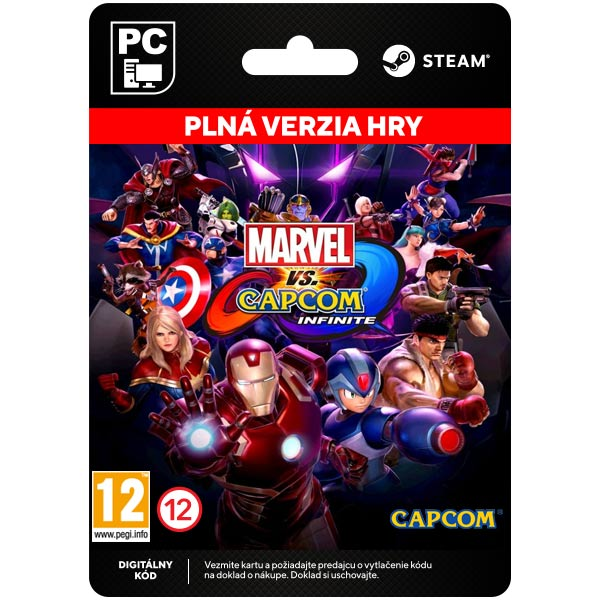 Marvel vs. Capcom: Infinite [Steam]