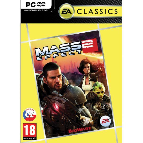 Mass Effect 2 CZ