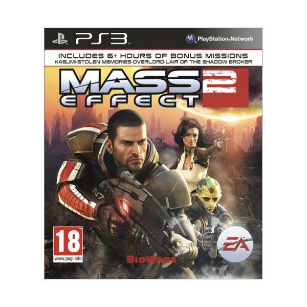 Mass Effect 2-PS3 - BAZÁR (použitý tovar)