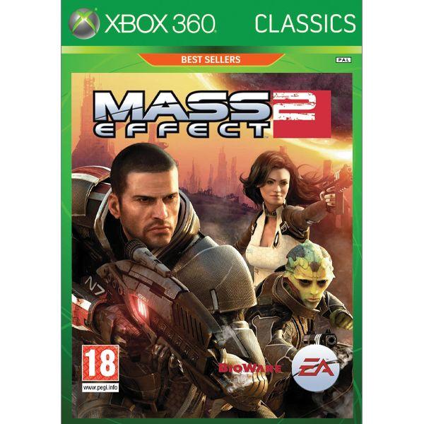 Mass Effect 2 [XBOX 360] - BAZÁR (použitý tovar)