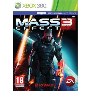Mass Effect 3 [XBOX 360] - BAZÁR (použitý tovar)