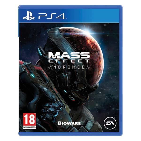 Mass Effect: Andromeda [PS4] - BAZÁR (použitý tovar)