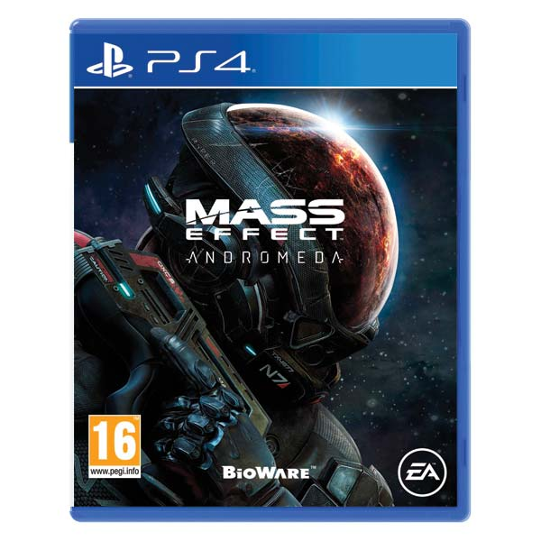 Mass Effect: Andromeda (Steelbook Edition)