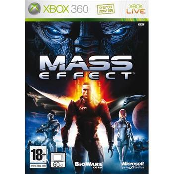 Mass Effect- XBOX 360- BAZÁR (použitý tovar)