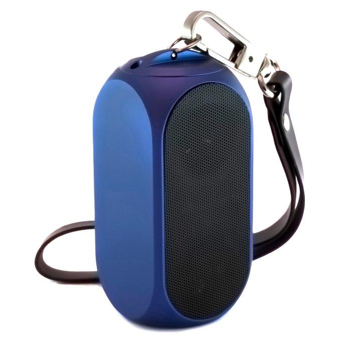 Matrix Qube 2 - prenosný reproduktor, Bluetooth, Blue - OPENBOX (rozbalený tovar s plnou zárukou)