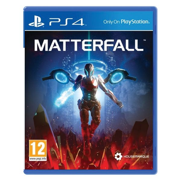 Matterfall  [PS4] - BAZÁR (použitý tovar)