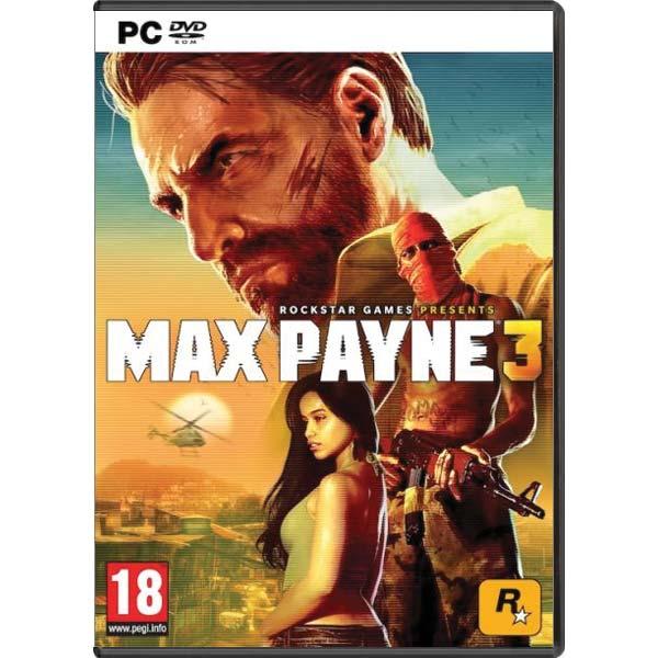 Max Payne 3 (Steam)