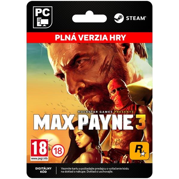 Max Payne 3 [Steam]