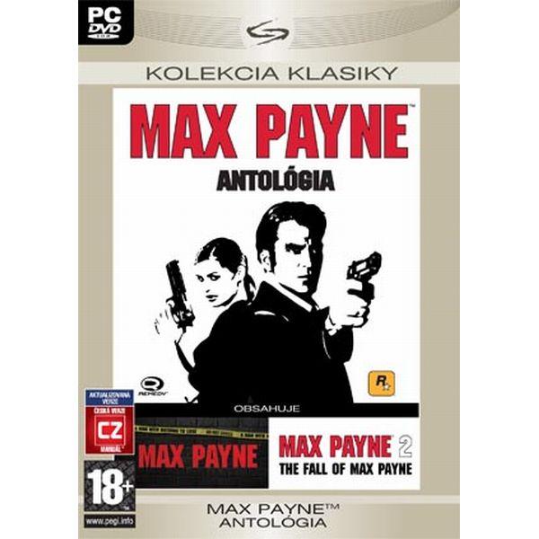 Max Payne Antológia