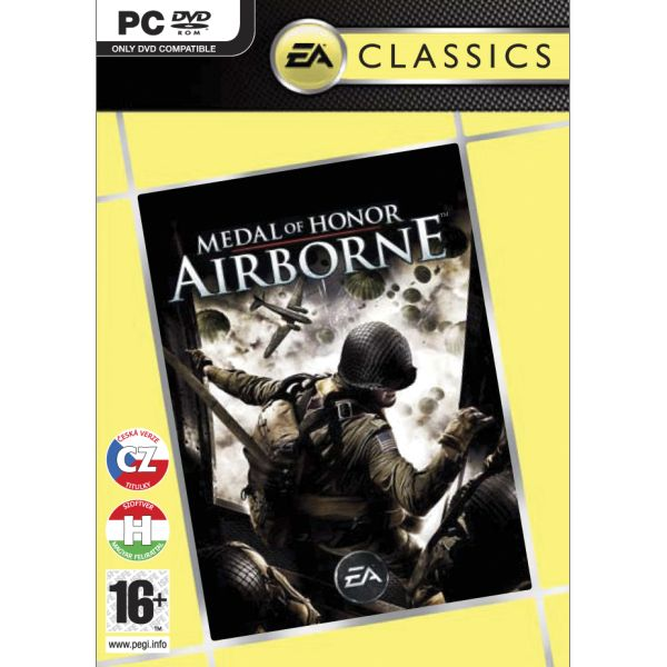 Medal of Honor: Airborne CZ