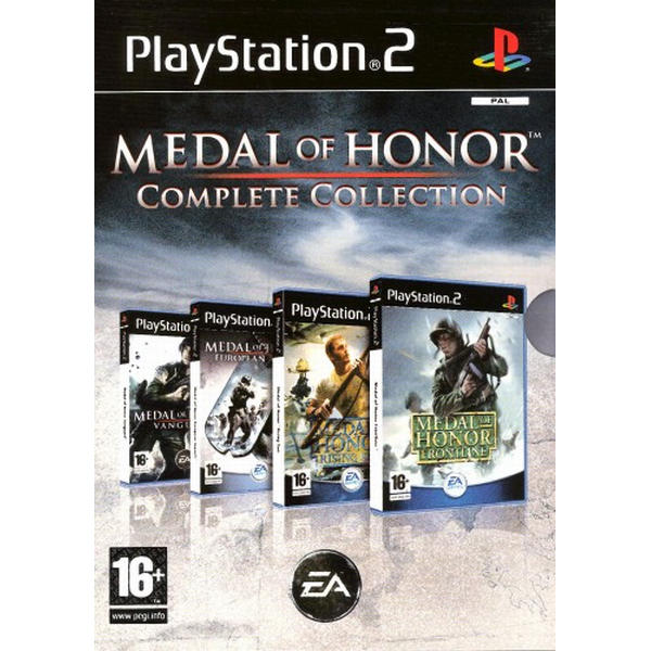Medal of Honor Complete Collection