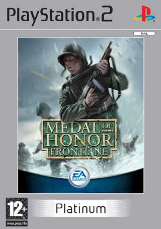 Medal of Honor: Frontline [PS2] - BAZ�R (pou�it� tovar)
