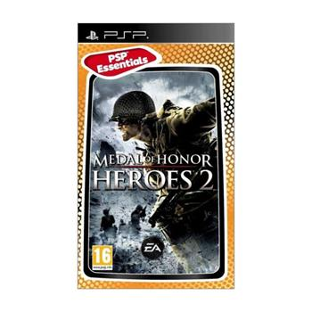 Medal of Honor: Heroes 2 [PSP] - BAZ�R (pou�it� tovar)