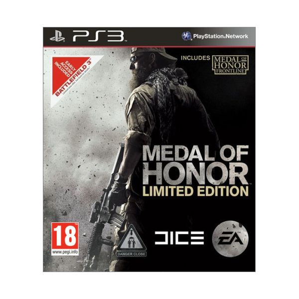 Medal of Honor (Limited Edition) PS3