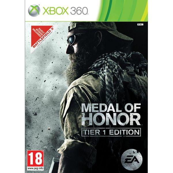 Medal of Honor (Tier1 Edition)