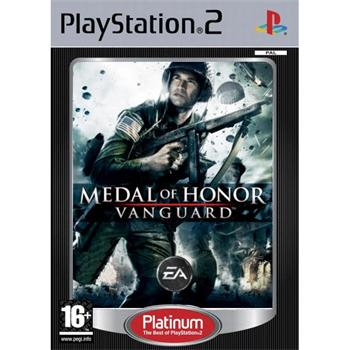 Medal of Honor: Vanguard CZ [PS2] - BAZ�R (pou�it� tovar)