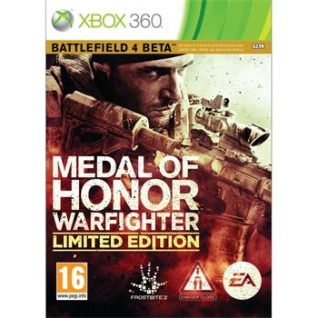 Medal of Honor: Warfighter (Limited Edition) [XBOX 360] - BAZ�R (pou�it� tovar)