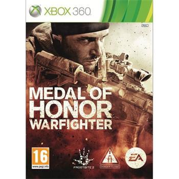 Medal of Honor: Warfighter [XBOX 360] - BAZÁR (použitý tovar)