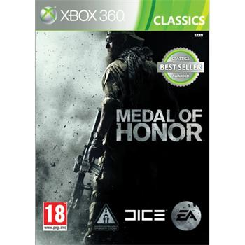 Medal of Honor- XBOX 360- BAZ�R (pou�it� tovar)
