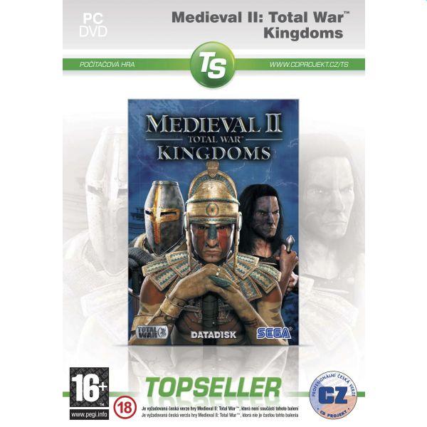 Medieval 2 Total War: Kingdoms CZ