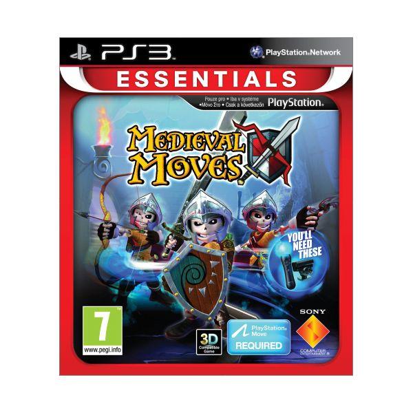 Medieval Moves [PS3] - BAZÁR (použitý tovar)