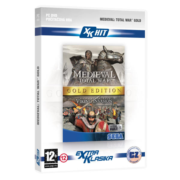 Medieval: Total War CZ (Gold Edition)